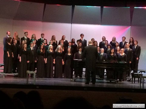 Acappella Choir 2014<br/>