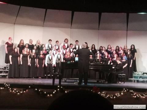 All School Choir 2014