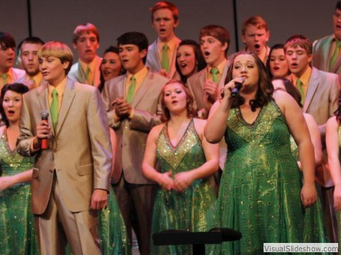 Choralaires rocks on!