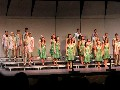 "Choralaires singing ""Temporary Home"""