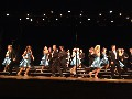 27th St.  Singers performing at the NCDA Show Choir Festival at Elkhorn South High School.